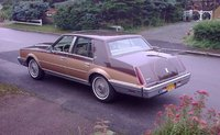 """1983 Lincoln Continental Valentino FWD, Continental """"Valentino"""", exterior, gallery_worthy"""