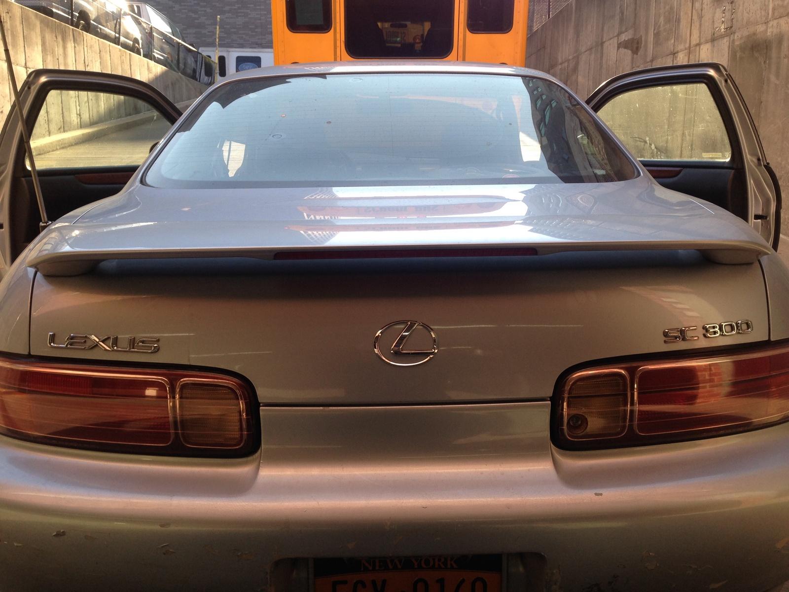 Picture of 1998 Lexus SC 300 Base