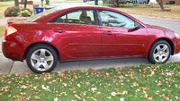 Picture of 2009 Pontiac G6 Base, exterior