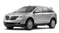 2015 Lincoln MKX, Front-quarter view, exterior, manufacturer, gallery_worthy