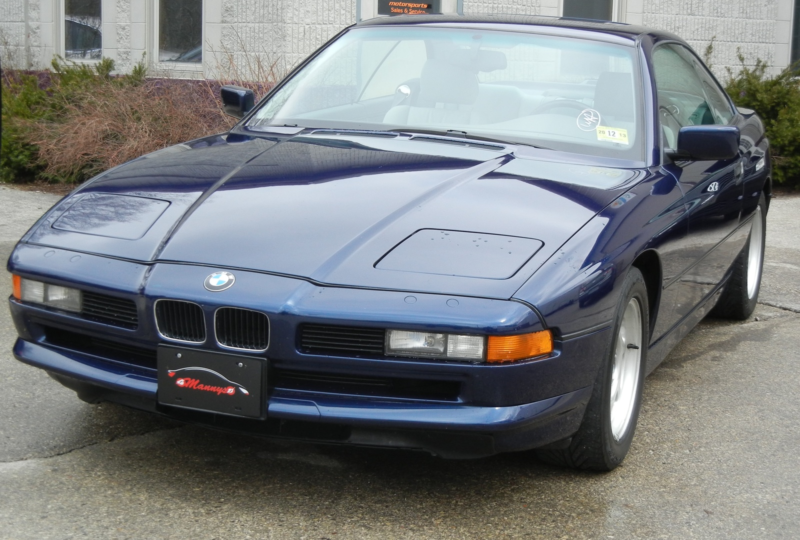 1993 bmw 8 series 850ci used cars in sussex 53089