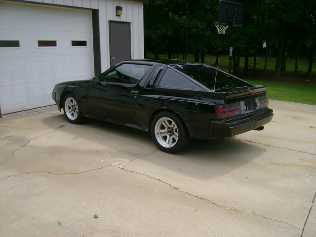 Picture of 1988 Mitsubishi Starion ESI 2+2 Turbo Hatchback, exterior