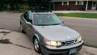 Picture of 2001 Saab 9-5 Base, exterior