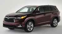 2015 Toyota Highlander Picture Gallery