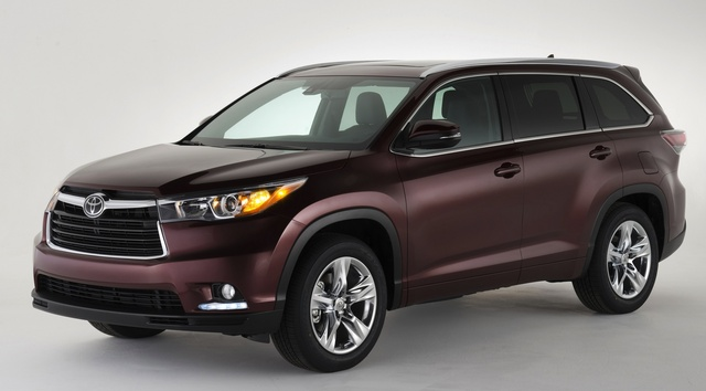 2015 Toyota Highlander For Sale >> 2015 Toyota Highlander Pictures Cargurus