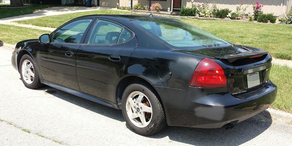 the 2004 pontiac grand prix gets a refresh this year though it still. Black Bedroom Furniture Sets. Home Design Ideas
