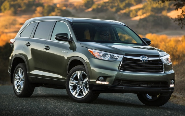 2015 Toyota Highlander Hybrid Price Analysis