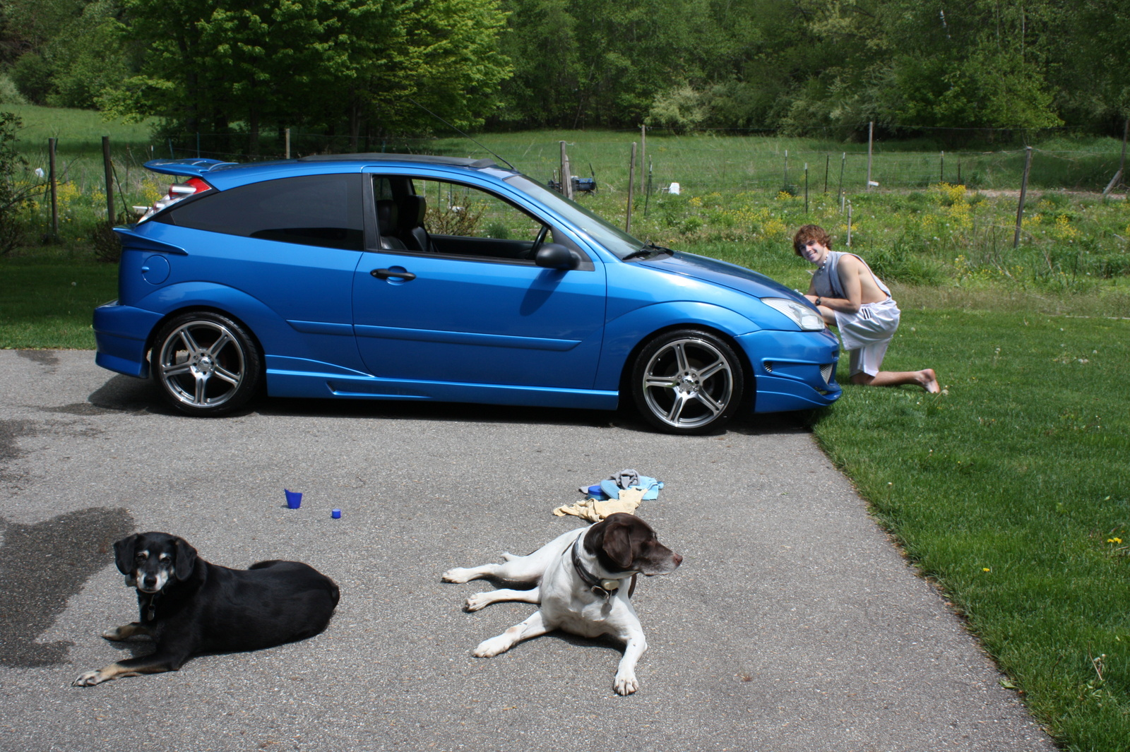 2001 Ford focus recalls suspension