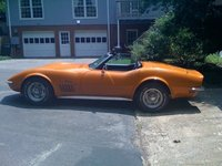Picture of 1971 Chevrolet Corvette Convertible, exterior
