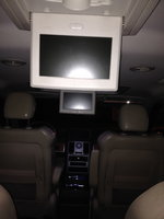 Picture of 2008 Chrysler Town & Country Limited, interior