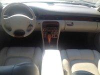 Picture of 2000 Cadillac Seville SLS, interior
