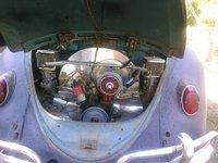Picture of 1967 Volkswagen Beetle, engine