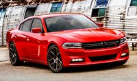 2015 Dodge Charger, Front-quarter view, exterior, manufacturer
