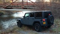 Picture of 2014 Jeep Wrangler Unlimited Rubicon X 4WD, exterior, gallery_worthy