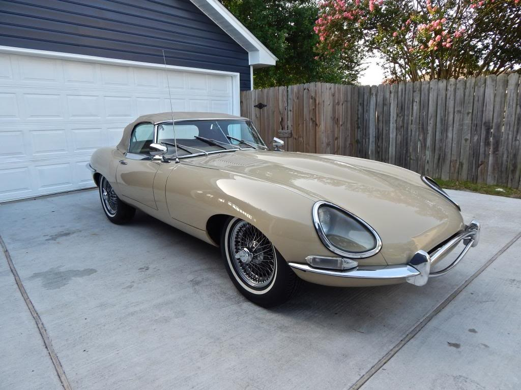 Picture of 1967 Jaguar E-Type
