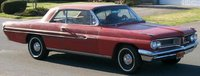 1962 Pontiac Grand Prix Overview