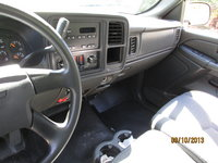 Picture of 2005 Chevrolet Silverado 1500 Work Truck Long Bed 2WD, interior