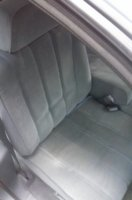 Picture of 1994 Chevrolet Caprice Base Wagon, interior