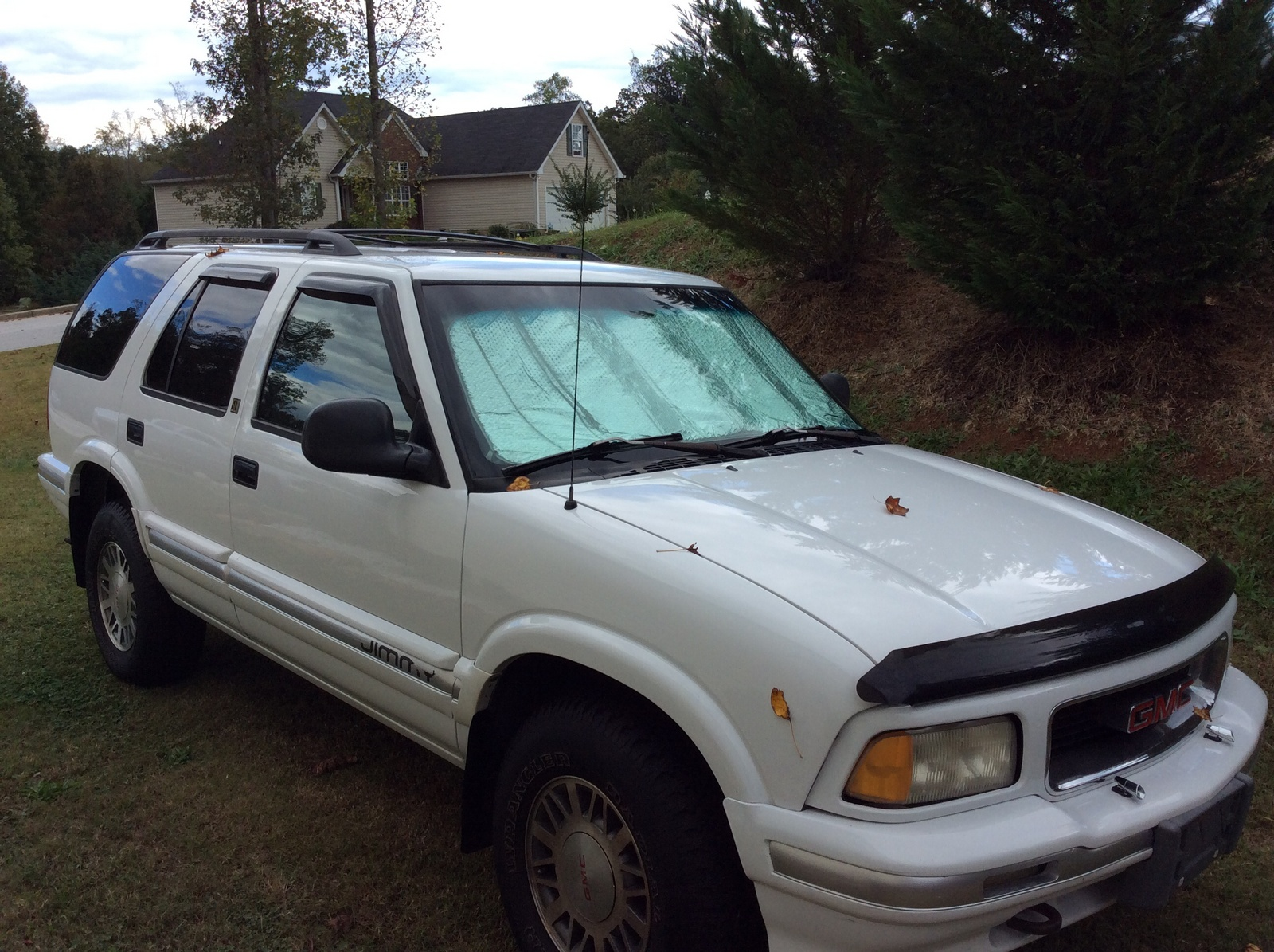 Picture of 1997 GMC Jimmy 4 Dr SLT 4WD SUV, exterior