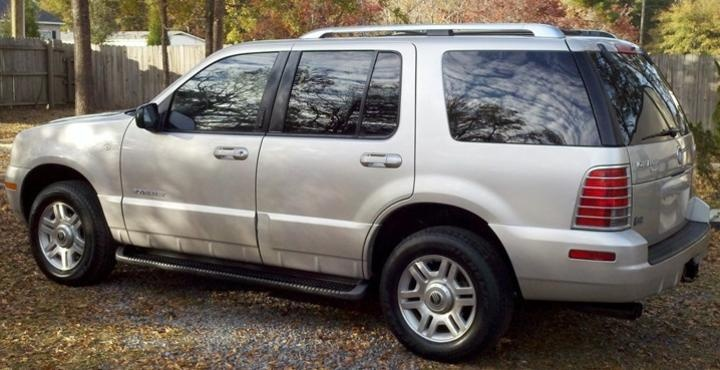 Picture of 2005 Mercury Mountaineer 4 Dr STD SUV