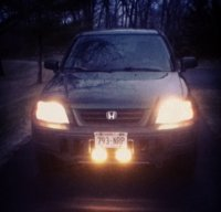 Picture of 2001 Honda CR-V EX AWD