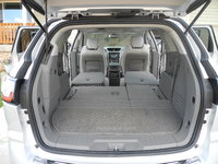 Picture of 2013 Chevrolet Traverse LTZ AWD, interior
