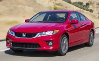 2015 Honda Accord Coupe, Front-quarter view, exterior, manufacturer