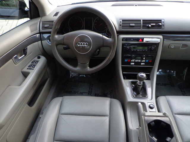 2005 audi a4 interior pictures cargurus. Black Bedroom Furniture Sets. Home Design Ideas