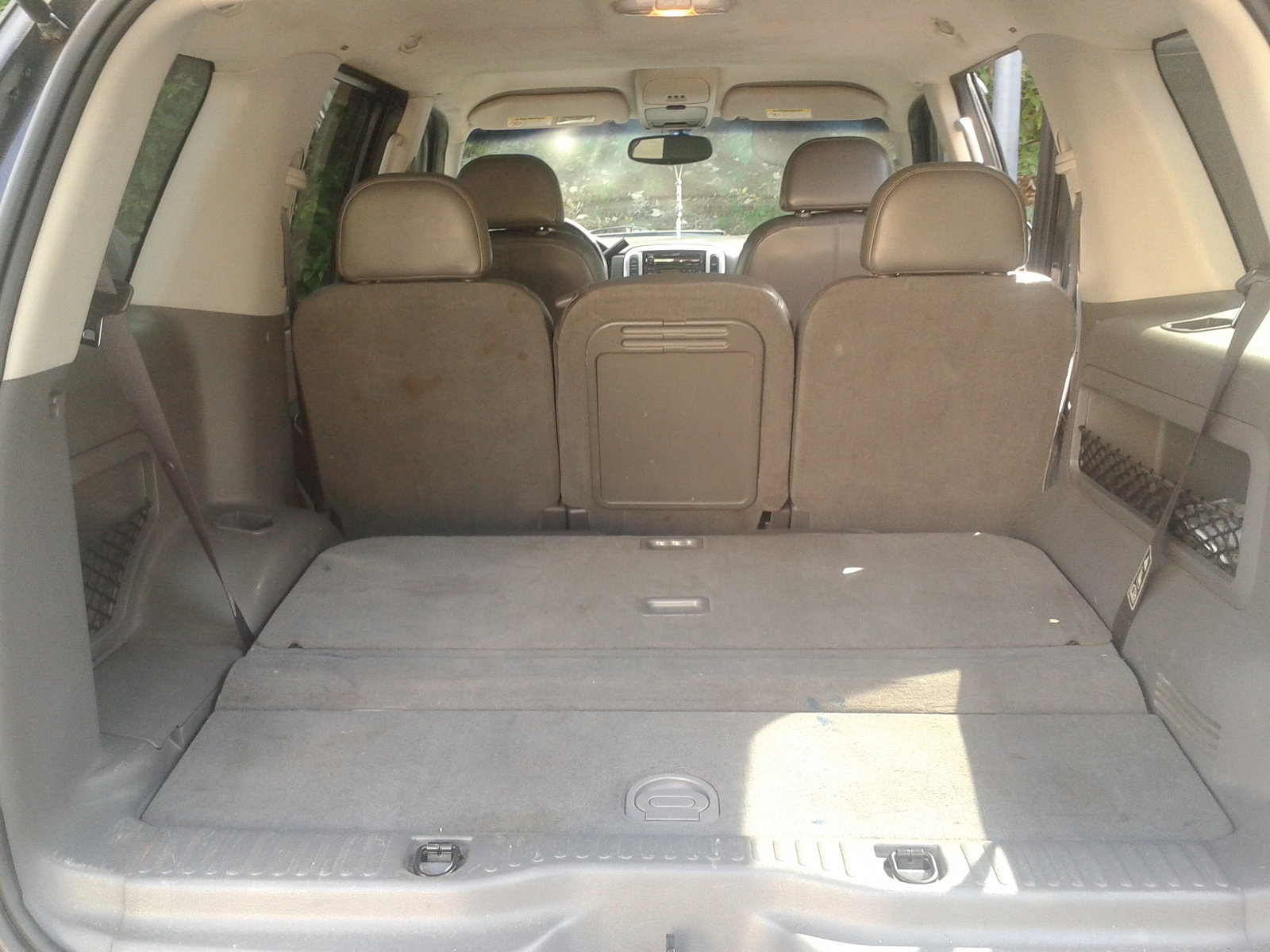 Picture Of 2002 Mercury Mountaineer 4 Dr Std Awd Suv Interior
