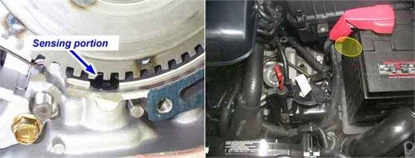 Acura Rl Questions Where Is The Location Of Crank Sensor On Rhcargurus: 2001 Acura Tl Crank Sensor Location At Taesk.com