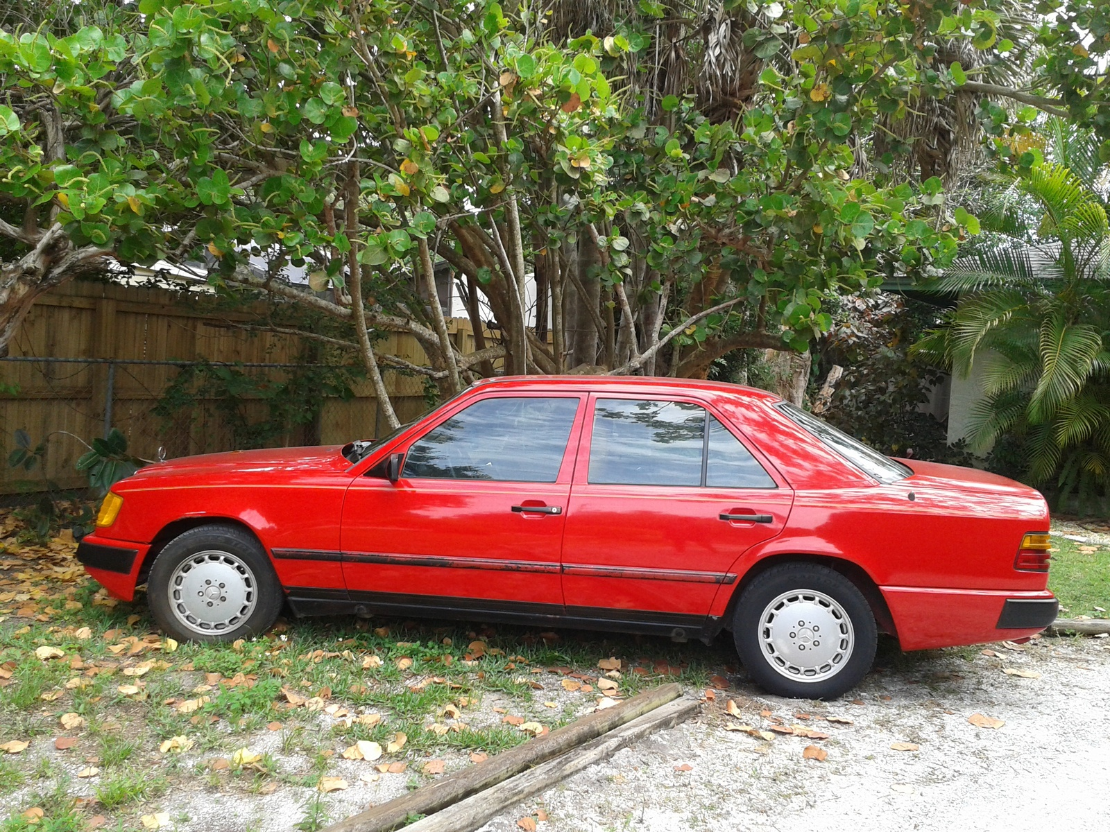 Picture of 1987 Mercedes-Benz 300-Class 300D Turbodiesel Sedan