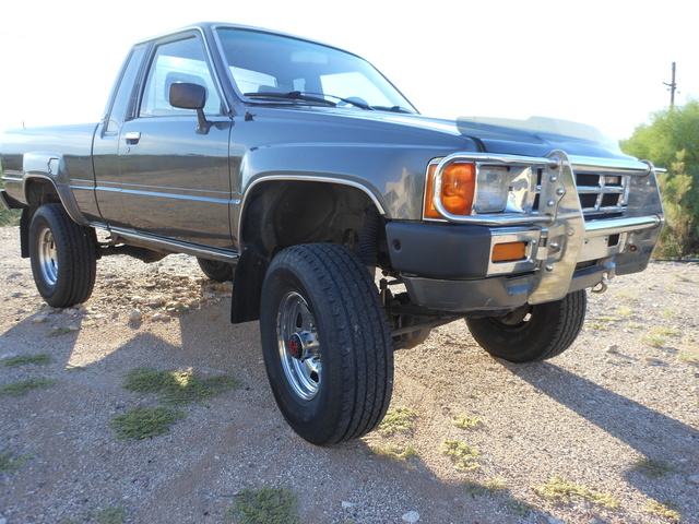 Picture of 1985 Toyota Pickup 2 Dr SR5 4WD Extended Cab LB