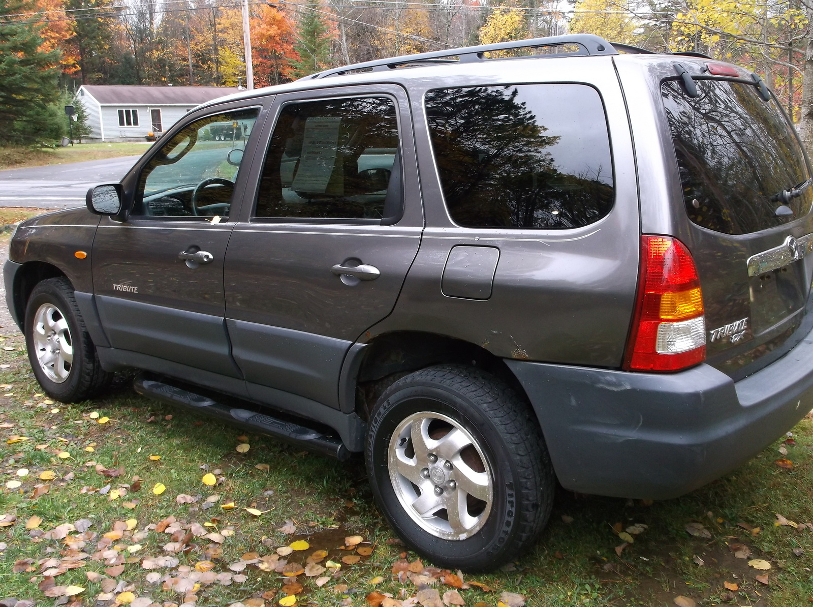 Picture of 2002 Mazda Tribute DX 4WD