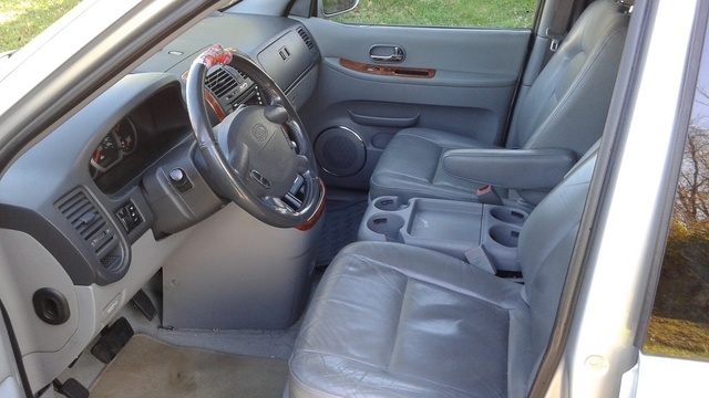 Picture Of 2005 Kia Sedona EX, Interior, Gallery_worthy