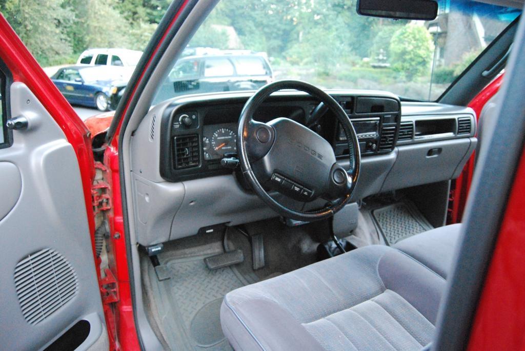 1996 Dodge Ram Pickup 2500 Pictures Cargurus