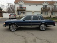 Picture of 1988 Chevrolet Caprice Classic Brougham Sedan RWD, exterior, gallery_worthy