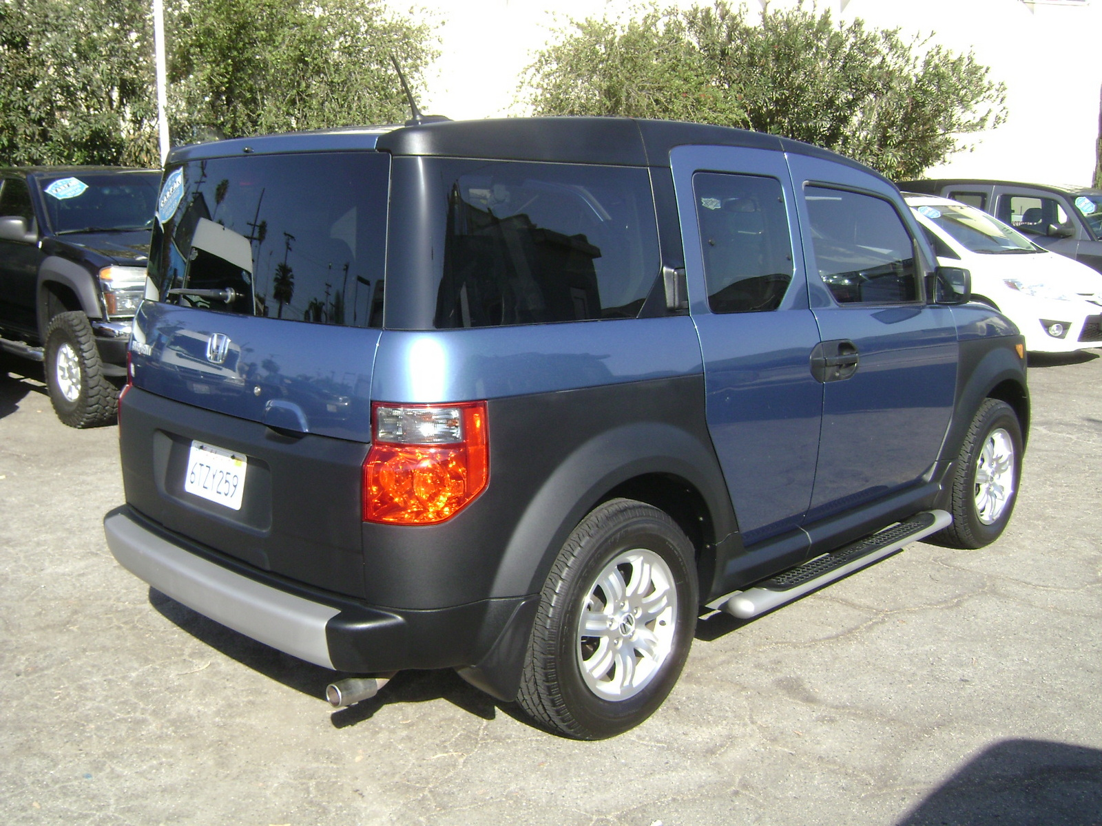 2006 honda element overview cargurus. Black Bedroom Furniture Sets. Home Design Ideas