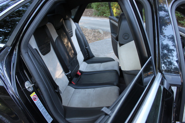 Picture of 2004 Audi S4 quattro AWD Sedan, interior