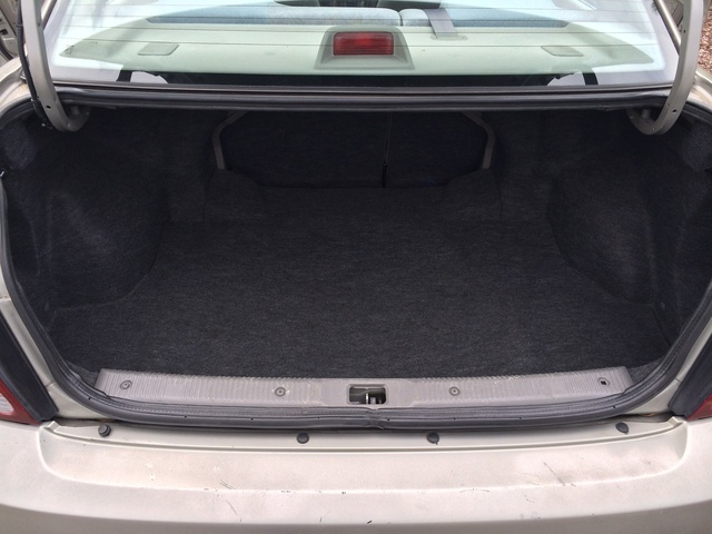 Picture Of 2002 Nissan Sentra GXE, Interior, Gallery_worthy