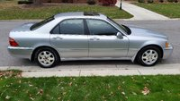 2002 Acura RL Picture Gallery