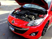 Picture of 2013 Mazda MAZDASPEED3 Touring, engine