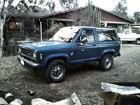 Picture of 1986 Ford Bronco II XLT 4WD, exterior
