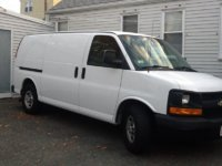 Picture of 2008 Chevrolet Express Cargo 1500 AWD, exterior
