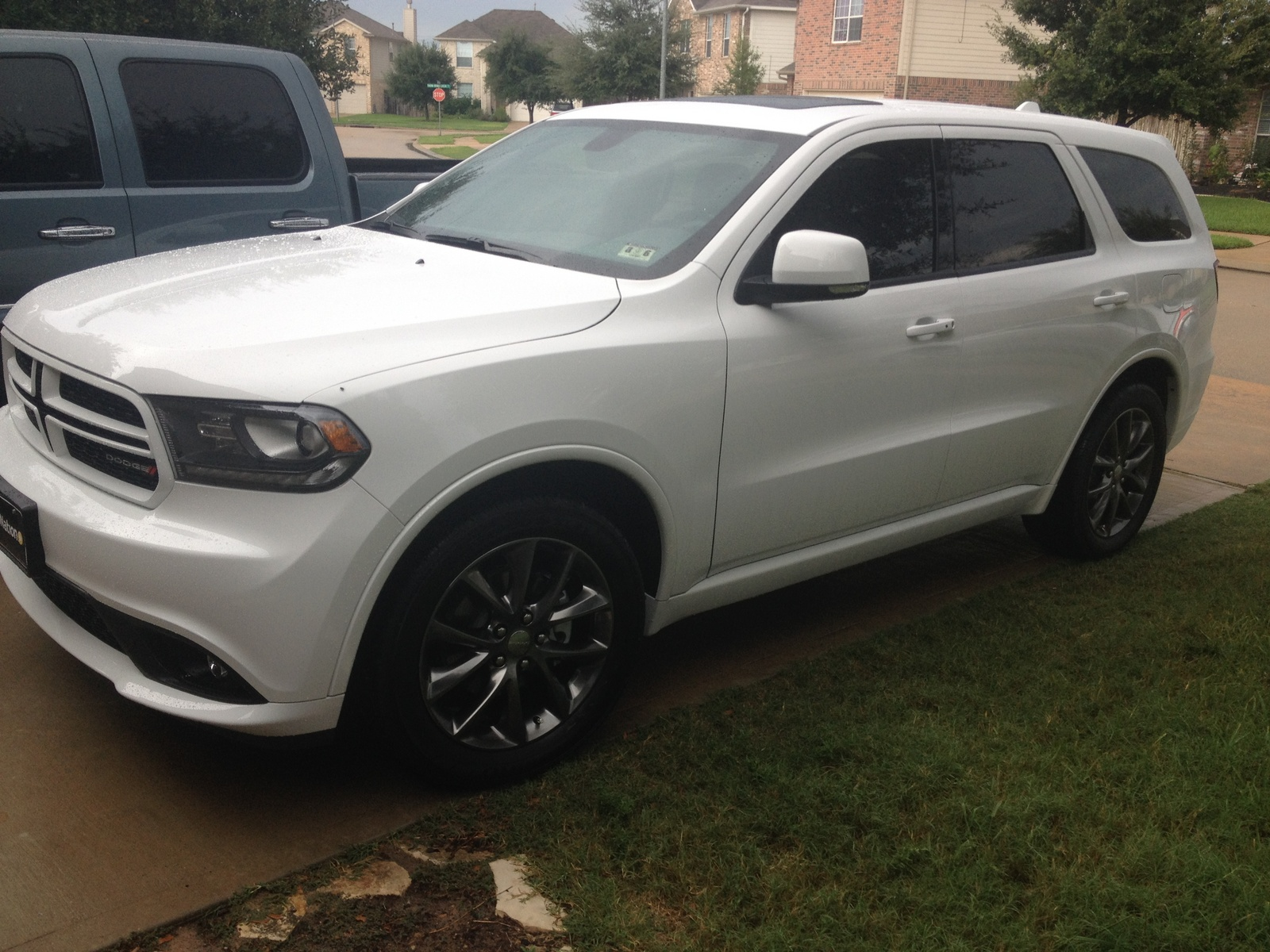 picture of 2014 dodge durango limited exterior. Cars Review. Best American Auto & Cars Review