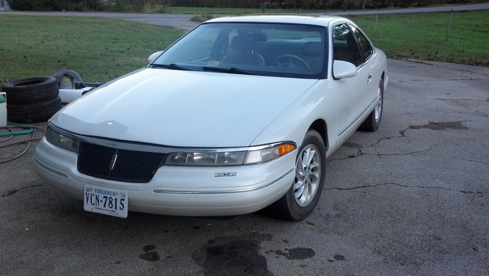 Lincoln Mark VIII Questions - My 96 Lincoln Mark VIII is overheating -  CarGurus