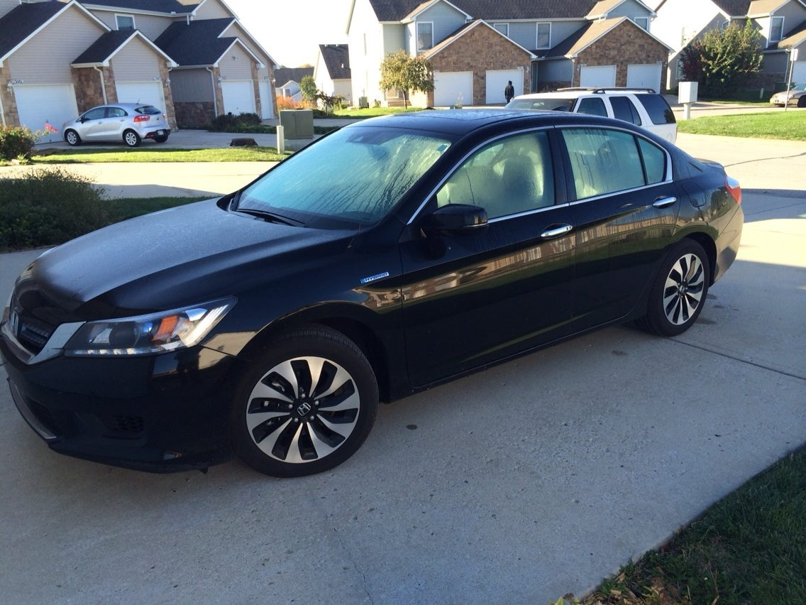 Picture of 2014 Honda Accord Hybrid EX-L