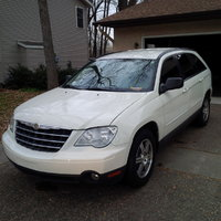 Picture of 2008 Chrysler Pacifica Touring AWD, exterior