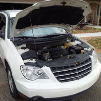 Picture of 2008 Chrysler Pacifica Touring AWD, engine