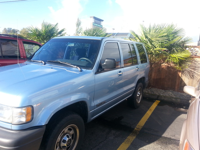 Picture of 1992 Isuzu Trooper 4 Dr LS 4WD SUV