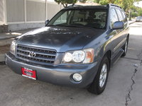 Picture of 2002 Toyota Highlander Limited V6, exterior